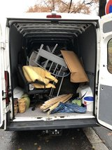 INSTANT JUNK REMOVAL,  TRASH AND DEBRIS HAULING AND GARAGE DISPOSAL in Wiesbaden, GE