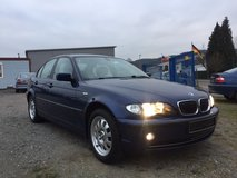Facelift Model 2004,BMW 318i,TOP Condition,New Inspection,Allseason Tires,Warranty in Ramstein, Germany