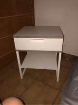 2 Bed side tables in Ramstein, Germany
