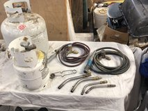 Propane Torch Tips, Regulator and Hoses in Naperville, Illinois
