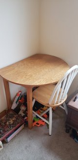 Small Table with Chair in Aurora, Illinois
