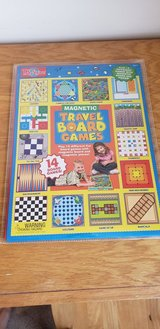 Magnetic Travel Board Games in Yorkville, Illinois