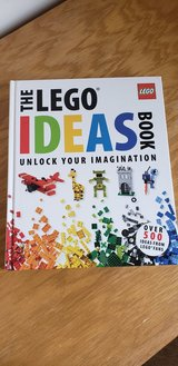 Lego Idea Books in Naperville, Illinois