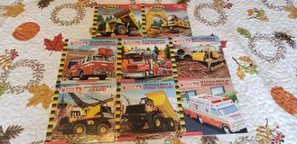 Tonka Truck Book Set in Naperville, Illinois