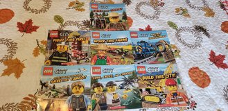 Lego City Book Set in Naperville, Illinois