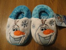 Olaf slippers in Kingwood, Texas
