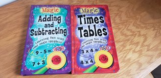 Magic Math Books Set in Naperville, Illinois