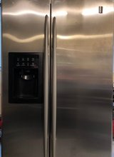 GE Profile Arctica side by side refrigerator in Bolingbrook, Illinois