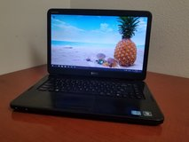 DELL INSPIRON N5050 i3 128GB SSD 4GB RAM WIN10 MS OFFICE 2013 in San Diego, California