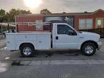 2006 Ford F250 Utility Truck -----Work Truck Clean and Cheap!!! in Houston, Texas