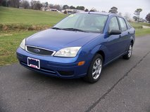 2005 FORD FOCUS SE ZX4 in Fort Leonard Wood, Missouri