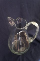 Hand Blown Glass Pitcher in Tomball, Texas