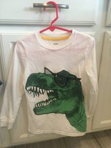 Carter's Dino shirt size 6 in Chicago, Illinois