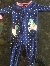 12 month unicorn sleeper carter's in Chicago, Illinois