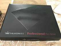 Huion H610 Drawing Tablet - New in box in Cherry Point, North Carolina