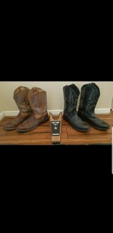 Mens Ariat Cowboy Boots in Spring, Texas