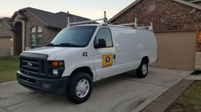 2008 EXTENDED Ford Eco-250 Cargo Van in Spring, Texas
