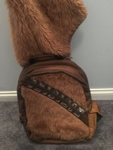 Chewbacca backpack with hood in Naperville, Illinois