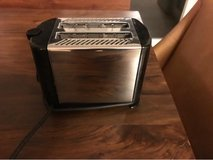 Two Toasters. Stainless Steel, 220 V in Baumholder, GE