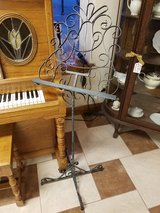 Wrought Iron Music/Book Stand in Fort Leonard Wood, Missouri