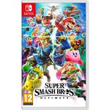 Super Smash Brothers Ultimate - Switch in Camp Humphreys, South Korea