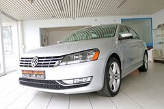 "15 VW Passat SEL ""1.8 TURBO"", Aut., big Navi, Prem.Sound, REAL Leather, 22k mls, 1 owner, like NEW! in Spangdahlem, Germany"