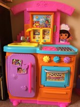 Dora the Explorer Play Kitchen in Plainfield, Illinois