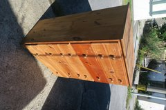 handyman special solid pine dresser in Okinawa, Japan