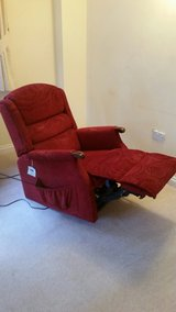 Sherborne Rise and recline electric mobility chair in Lakenheath, UK