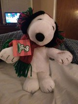 Dancing Snoopy Christmas Doll in Elgin, Illinois