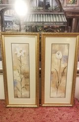 Floral Spring Grace Wall Picture Frames in Naperville, Illinois