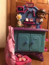 Doc McStuffins Get Better Checkup Center Playset in Plainfield, Illinois