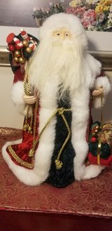 Santa Christmas Tree Topper in Joliet, Illinois