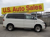 2000 MITSUBISHI DELICA SPACE GEAR WITH SUNROOF in Okinawa, Japan