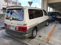 WTB parts for 2002 Grand Hiace in Okinawa, Japan
