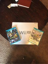 Wii U and games in Okinawa, Japan