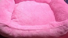 Pink pet bed in Perry, Georgia