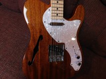 Fender classic vibe thinline telecaster Gold Label Squier in Chicago, Illinois