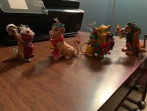 Lion King Ornaments in Plainfield, Illinois