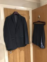 Moss Bros men's 3 piece suits in Lakenheath, UK