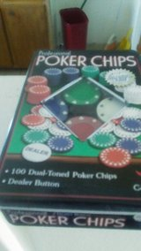 poker chip 100 count never opened in Colorado Springs, Colorado