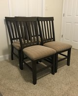 Solid Hardwood Dining Chairs in Cary, North Carolina