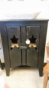 Cabinet w/shelves and stars in St. Charles, Illinois