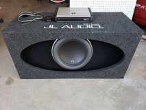 JL Audio HO112R-W7AE 12-inch (300 mm) Subwoofer Driver, 3 ? in Camp Pendleton, California