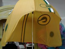 Packers Green Bay umbrella 1148-314 in Camp Lejeune, North Carolina