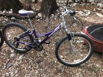 Girl's Trek Mountain Bike in Alamogordo, New Mexico