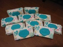 Pampers Sensitive Baby Wipes in Fort Polk, Louisiana