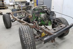 1986 Jeep CJ7 Project, Rolling Chassis and Parts in Rolla, Missouri