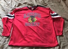 Mens XL Chicago Blackhawks long sleeve. in Plainfield, Illinois