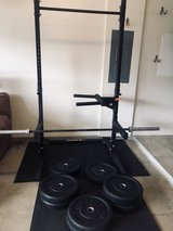 Rogue Crossfit Home Gym in Kaneohe Bay, Hawaii